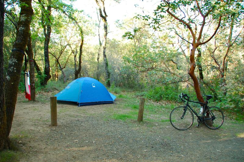 Bothe-Napa Camping