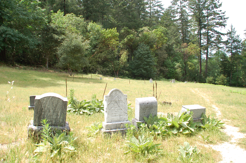 Historic Cemetery at Bothe-Napa