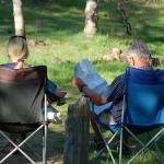 Camping at Bothe-Napa