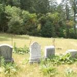 Historic Cemetery at Bothe-Napa