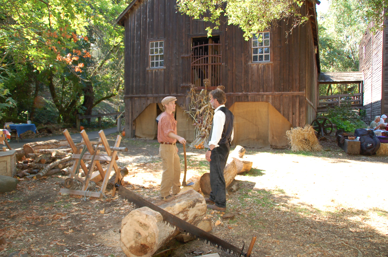 Bale Grist Mill -